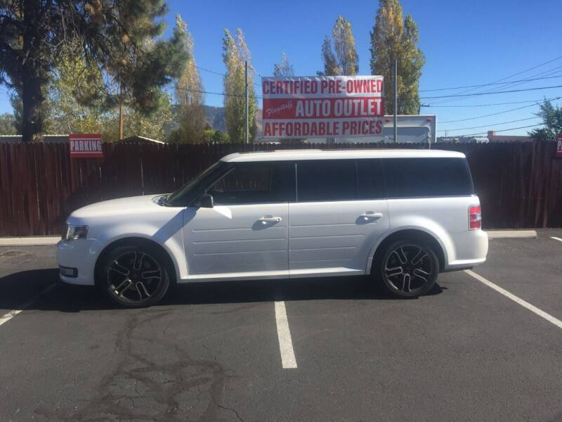 2013 Ford Flex for sale at Flagstaff Auto Outlet in Flagstaff AZ