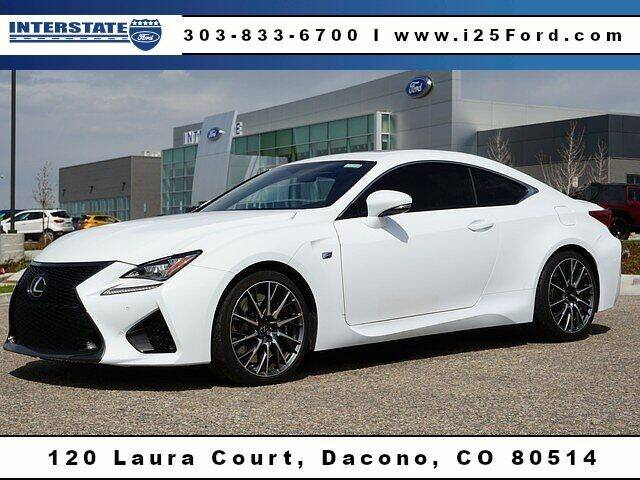 2015 Lexus RC F for sale in Dacono, CO