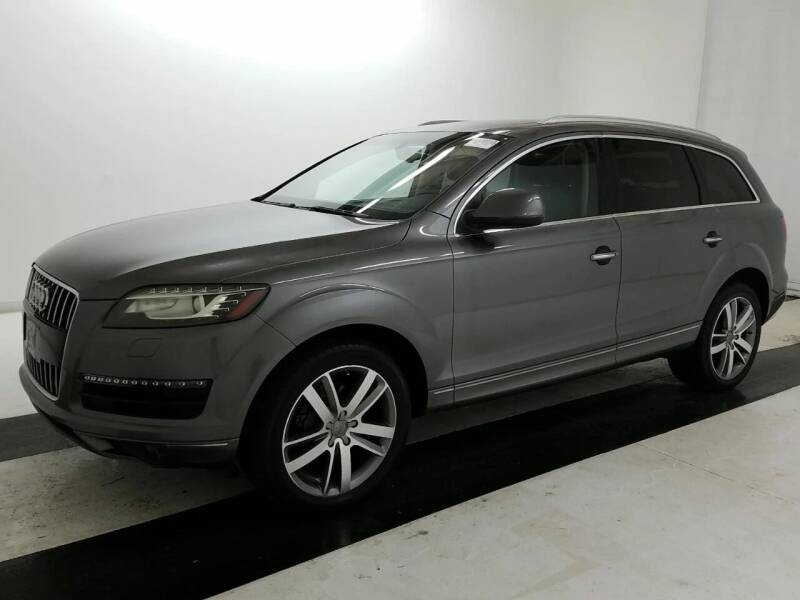 2010 Audi Q7 for sale at Car Connections in Kansas City MO