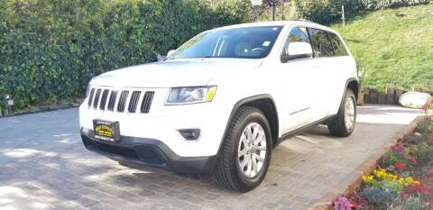 2014 Jeep Grand Cherokee for sale at Best Quality Auto Sales in Sun Valley CA
