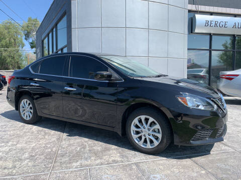 2019 Nissan Sentra for sale at Berge Auto in Orem UT