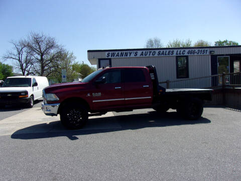 2014 RAM Ram Pickup 3500 for sale at Swanny's Auto Sales in Newton NC