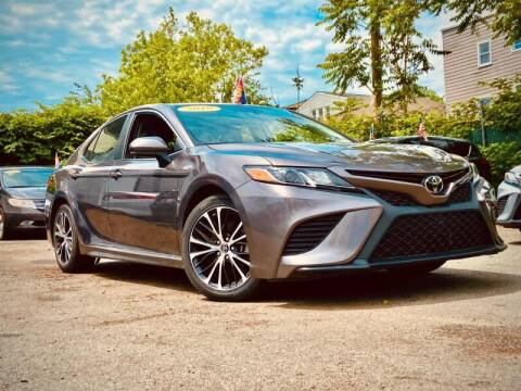 2019 Toyota Camry for sale at Buy Here Pay Here Auto Sales in Newark NJ