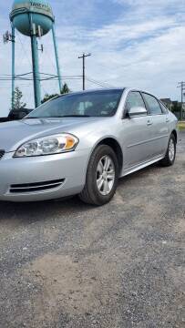 2014 Chevrolet Impala Limited for sale at Rob's Tower Motors in Taneytown MD