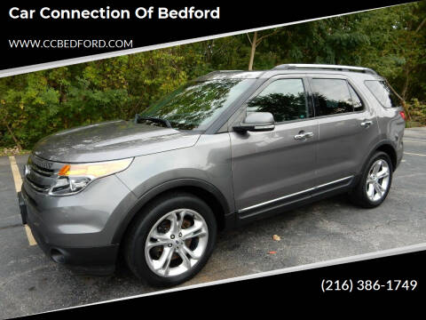 2013 Ford Explorer for sale at Car Connection of Bedford in Bedford OH
