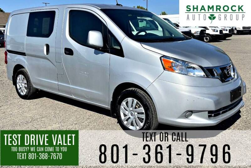 2015 Nissan NV200 for sale at Shamrock Group LLC #1 in Pleasant Grove UT