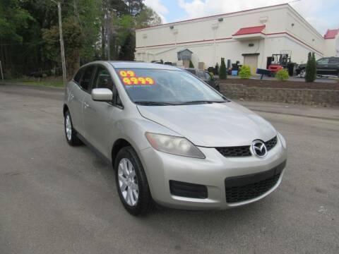 2009 Mazda CX-7 for sale at Auto Bella Inc. in Clayton NC