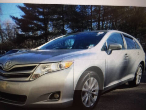 2015 Toyota Venza for sale at Bill's Auto Sales in Peabody MA