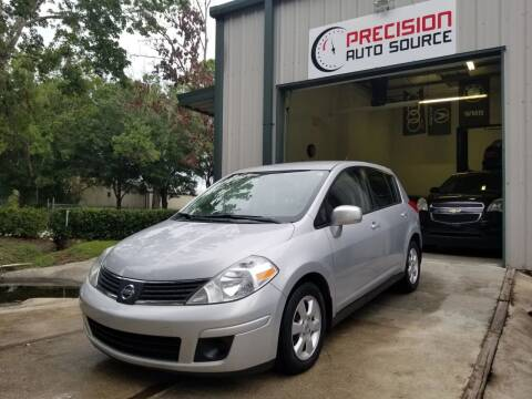 2007 Nissan Versa for sale at Precision Auto Source in Jacksonville FL