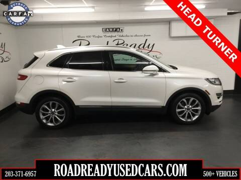 2015 Lincoln MKC for sale at Road Ready Used Cars in Ansonia CT