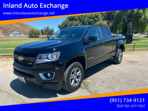 2019 Chevrolet Colorado for sale at Inland Auto Exchange in Norco CA