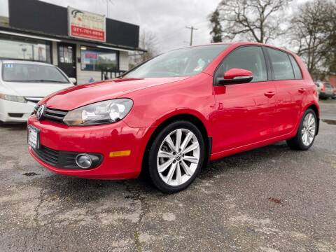 2013 Volkswagen Golf for sale at Universal Auto INC in Salem OR