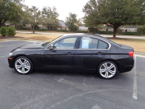 2015 BMW 3 Series for sale at BALKCUM AUTO INC in Wilmington NC