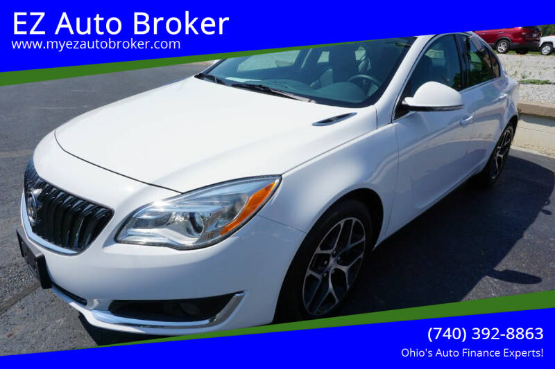 2017 Buick Regal for sale in Mount Vernon, OH