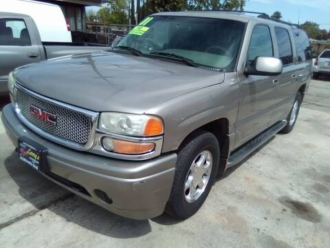 2001 GMC Yukon XL for sale at Larry's Auto Sales Inc. in Fresno CA