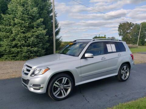 2013 Mercedes-Benz GLK for sale at Carmart Auto Sales Inc in Schoolcraft MI