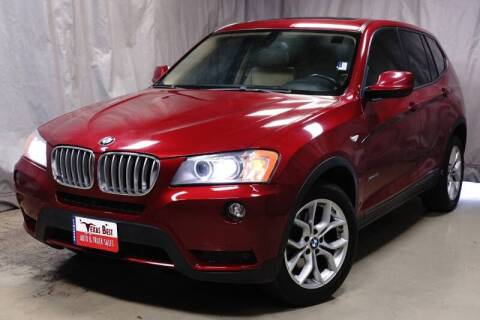 2011 BMW X3 for sale at Fincher's Texas Best Auto & Truck Sales in Houston TX