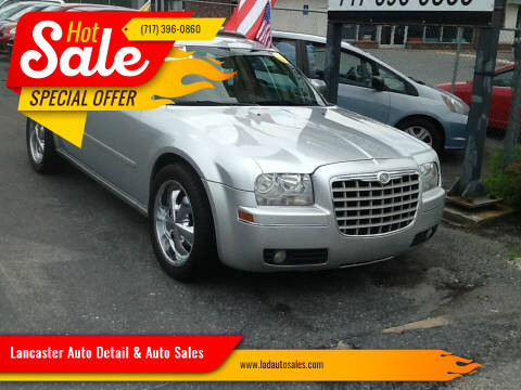 2005 Chrysler 300 for sale at Lancaster Auto Detail & Auto Sales in Lancaster PA