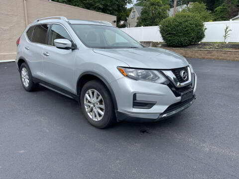 2017 Nissan Rogue for sale at CARSTORE OF GLENSIDE in Glenside PA