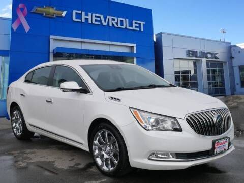 2015 Buick LaCrosse for sale at Bellavia Motors Chevrolet Buick in East Rutherford NJ