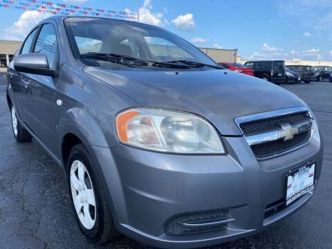 2007 Chevrolet Aveo for sale at VIP Auto Sales & Service in Franklin OH
