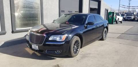 2013 Chrysler 300 for sale at Auto Image Auto Sales in Pocatello ID