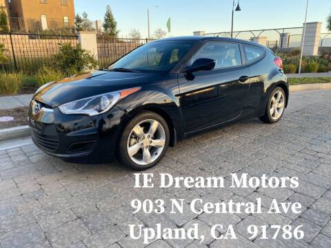 2013 Hyundai Veloster for sale at IE Dream Motors-Upland in Upland CA
