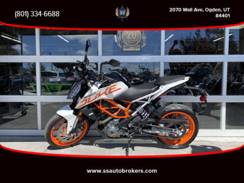 2019 KTM DUKE 390 for sale at S S Auto Brokers in Ogden UT