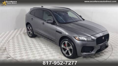 2017 Jaguar F-PACE for sale at Excellence Auto Direct in Euless TX