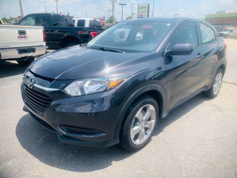 2018 Honda HR-V for sale at BRYANT AUTO SALES in Bryant AR