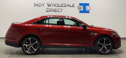 2014 Ford Taurus for sale at Indy Wholesale Direct in Carmel IN