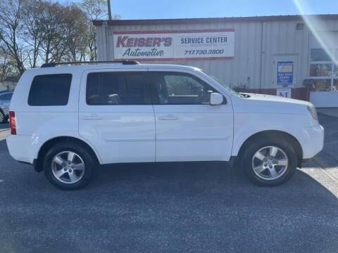 2010 Honda Pilot for sale at Keisers Automotive in Camp Hill PA