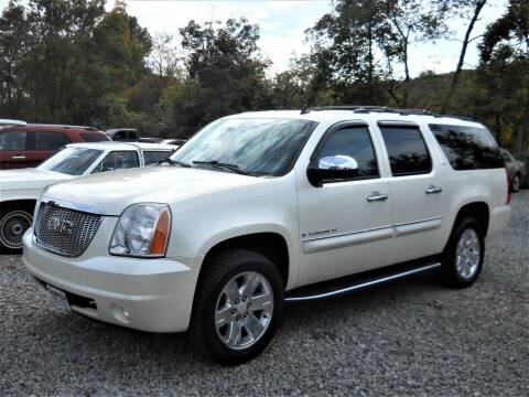 2008 GMC Yukon XL for sale at THOMPSON FAMILY MOTORS in Senecaville OH