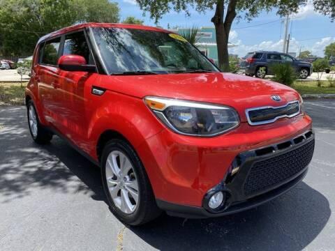 2016 Kia Soul for sale at Palm Bay Motors in Palm Bay FL