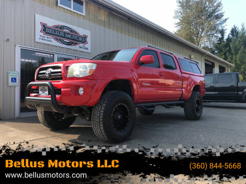 2008 Toyota Tacoma for sale at Bellus Motors LLC in Camas WA