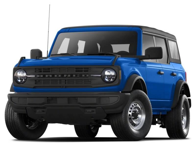 2021 Ford Bronco for sale in Edinboro, PA