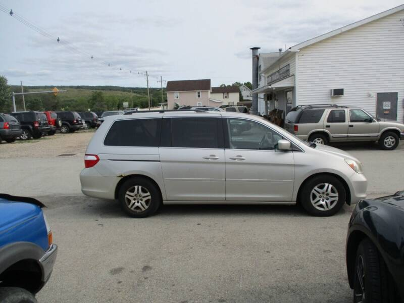 2005 Honda Odyssey for sale at ROUTE 119 AUTO SALES & SVC in Homer City PA
