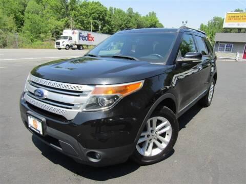 2014 Ford Explorer for sale at Guarantee Automaxx in Stafford VA