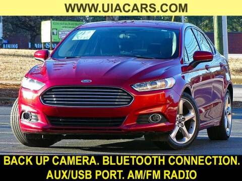 2016 Ford Fusion for sale at Used Imports Auto - Lawrenceville in Lawrenceville GA