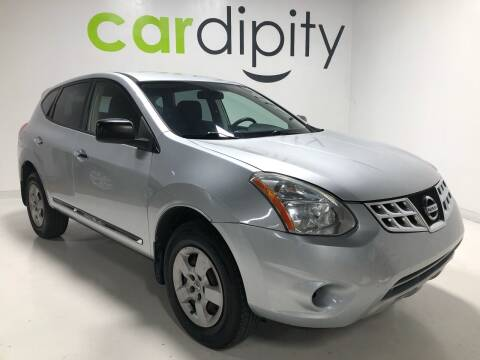 2011 Nissan Rogue for sale at Cardipity in Dallas TX