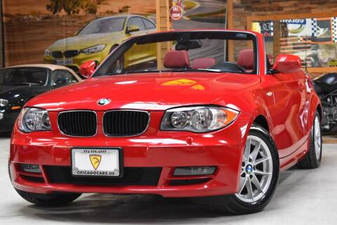 2011 BMW 1 Series for sale at Chicago Cars US in Summit IL