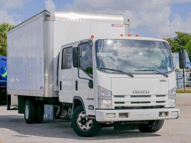 2014 Isuzu NPR for sale at Jumbo Auto & Truck Plaza in Hollywood FL