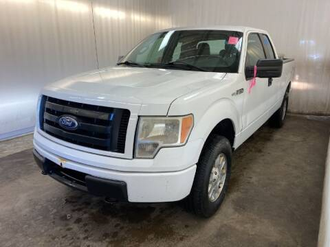 2011 Ford F-150 for sale at Doug Dawson Motor Sales in Mount Sterling KY