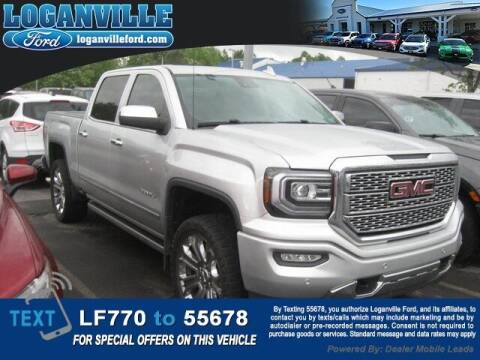 2017 GMC Sierra 1500 for sale at Loganville Quick Lane and Tire Center in Loganville GA