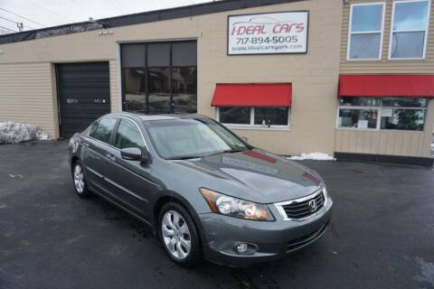 2008 Honda Accord for sale at I-Deal Cars LLC in York PA