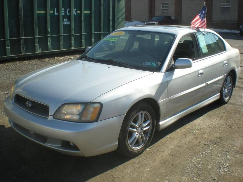 2003 Subaru Legacy for sale at 611 CAR CONNECTION in Hatboro PA