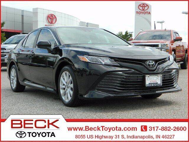 2020 Toyota Camry for sale in Indianapolis, IN