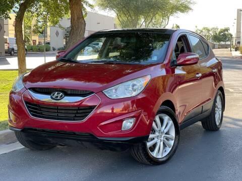2012 Hyundai Tucson for sale at SNB Motors in Mesa AZ