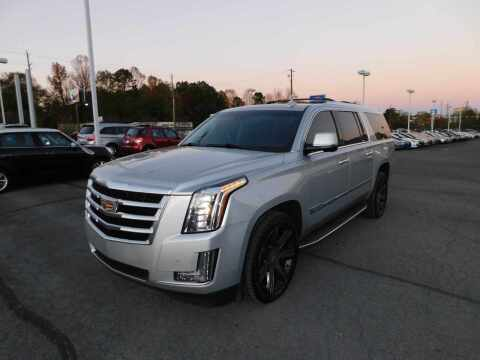 2015 Cadillac Escalade ESV for sale at Paniagua Auto Mall in Dalton GA