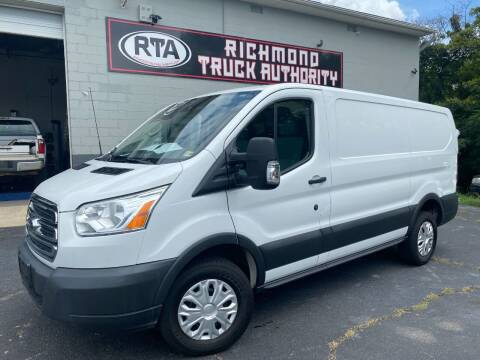 2016 Ford Transit Cargo for sale at Richmond Truck Authority in Richmond VA